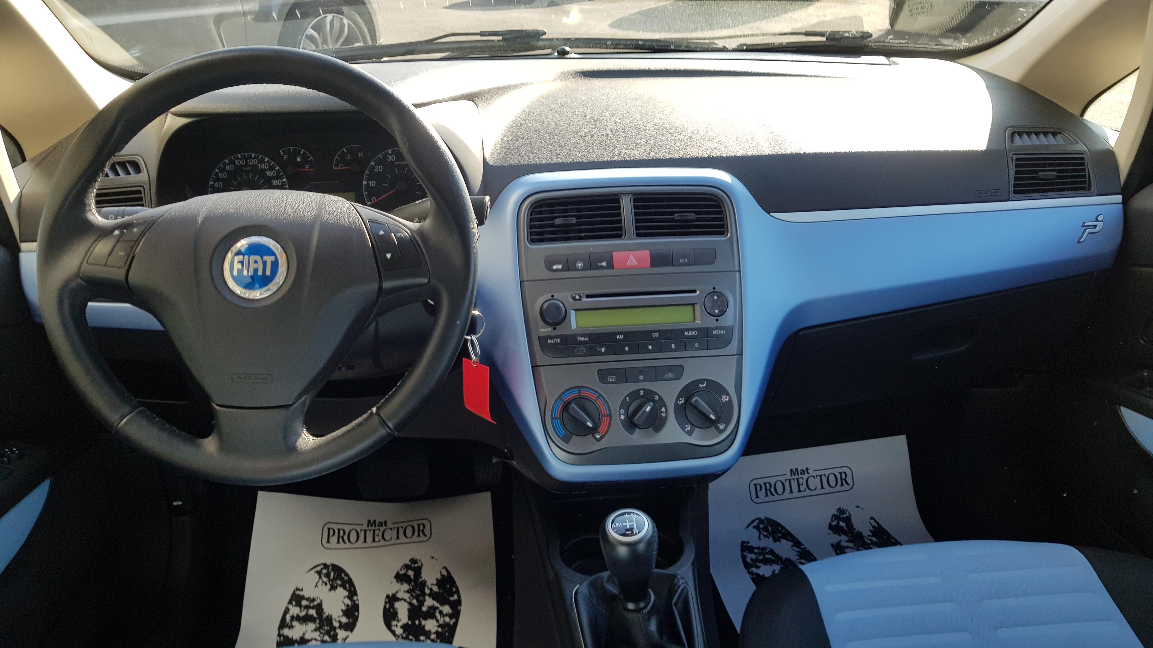 Fiat Grande Punto 1 4 5 Porte Dynamic Automatica Bonaventura Motors