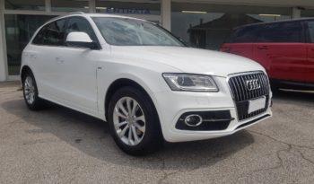 "Audi Q5 2.0TDI 150 CV clean Advanced plus ""S-LINE"" completo"