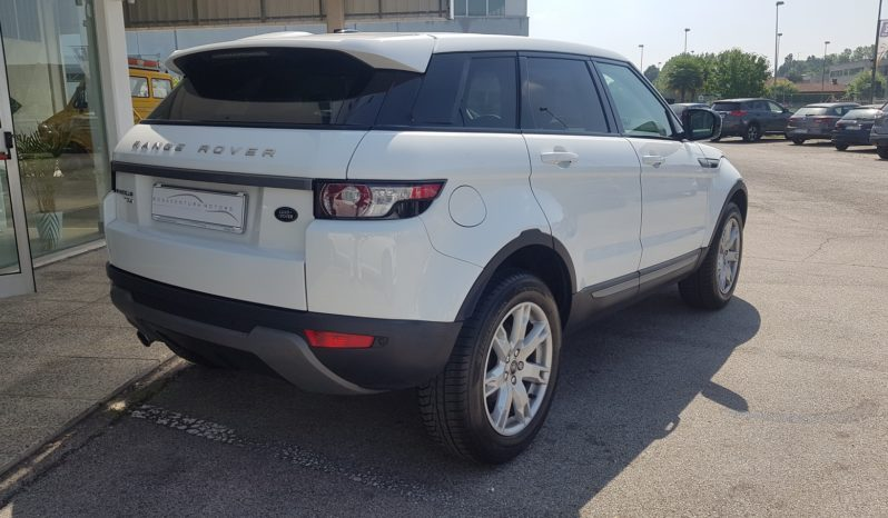"Land Rover Evoque 2.2 TD4 5p. Aut. 4X4 ""FULL OPTIONAL"" completo"