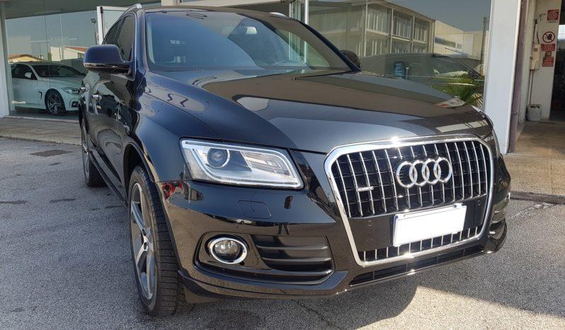 "Audi Q5 2.0 TDI 190 CV clean diesel quattro S-Tronic  ""S-LINE"" completo"