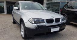 """Bmw X3 2.0d """"105.000 KM TAGLIANDATI BMW"""""""