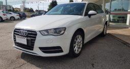 "Audi A3 SPB ULTRA 1.6 TDI clean diesel ""NAVI-PDC-CRUISE ""Euro 6B"""