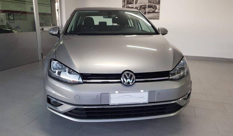 Volkswagen Golf 1.6 TDI 115CV DSG 5p. Business BlueMotion completo