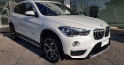 "Bmw X1 sDrive 18d xLine ""GARANZIA BMW 24 MESI+TAGLIANDI PAGATI FINO 2023"""