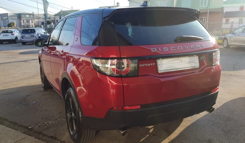 Land Rover Discovery Sport 2.0 TD4 150CV 4×4, MANUALE,PDC, EURO 6B completo