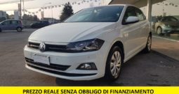 Volkswagen Polo 1.0 Benz. 65CV 5p. SENSORI ANT. E POST./FRONT ASSIST/LED