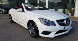 "Mercedes Classe E220 d Cabrio Sport ""FULL FULL OPTIONAL"" EURO6B"