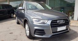 Audi Q3 2.0 TDI – LED, NAVI, PDC, CRUISE – EURO 6B