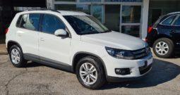 Volkswagen Tiguan 1.4 TSI 125 CV Cross BlueMotion