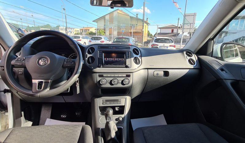 Volkswagen Tiguan 1.4 TSI 125 CV Cross BlueMotion completo
