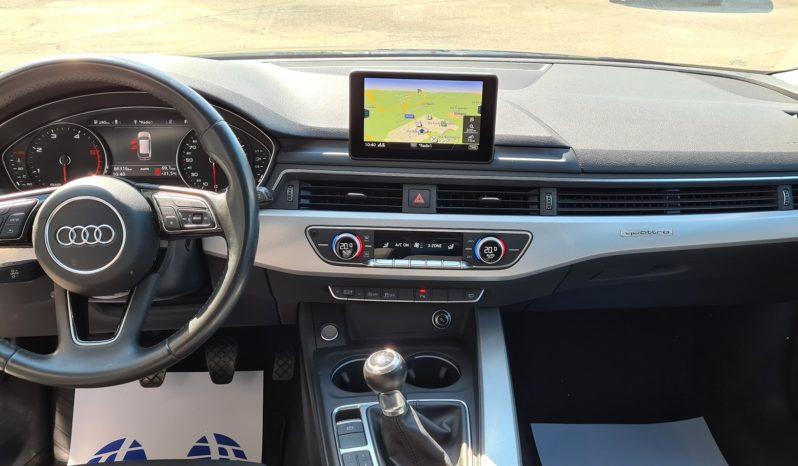 "Audi A4 Avant 2.0 TDI 190 CV quattro Sport ""Full Optional"" completo"