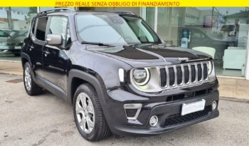 "Jeep Renegade 1.0 T3 Limited  ""FULL FULL OPTIONAL"" completo"
