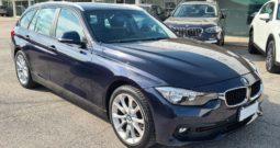 """BMW 320 Touring Advantage Aut.""""PDC-NAVI-CRUISE-CERCHI X18″"""