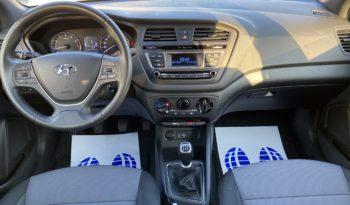 "Hyundai i20 1.2 84CV 5 porte Blackline""GARANZIA FINO AL 08/22″ completo"