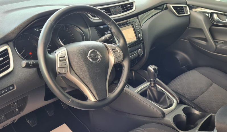 "Nissan Qashqai 1.5 dCi Business ""CRUISE-NAVI-LED"" completo"