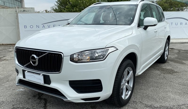 """Volvo XC90 D5 AWD Geartronic Kinetic """"PDC-NAVI-CRUISE"""" completo"""
